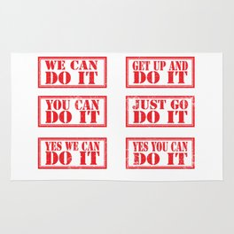 Success Quotes Rugs Society6