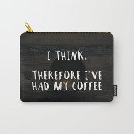Coffee Carry-All Pouch