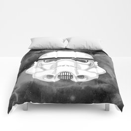 Trooper Silver Comforters