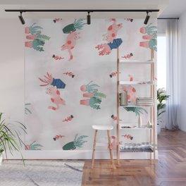 Cute Menace Wall Mural