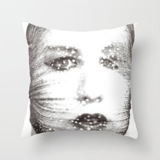 Accept Throw Pillow