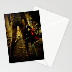 Chainsaw Stationery Cards