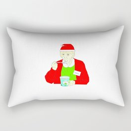 Christmas Garol - Broad City Rectangular Pillow
