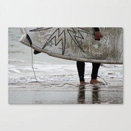 Surfboard 2 Canvas Print