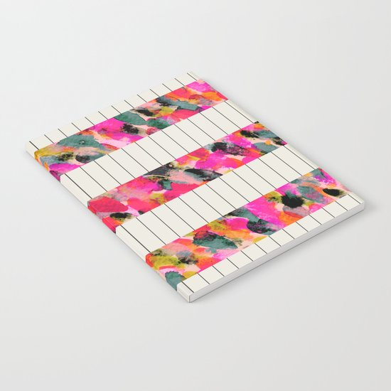 Pattern mix II Notebook