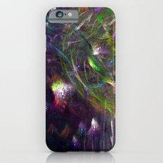 Black Peacocks Slim Case iPhone 6s