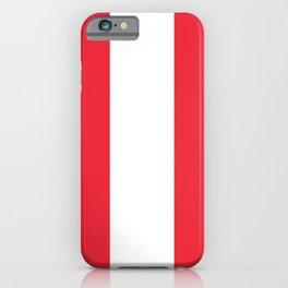 flag of austria -,Österreich,Austrian,Österreicher,Vienna,Salzburg,Mozart, Schoenberg iPhone Case