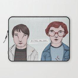 Erlend Oye & Eirik Boe Laptop Sleeve