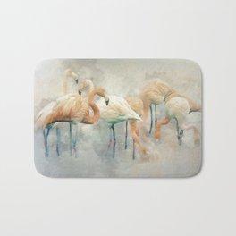 Flamingo Fantasy Bath Mat
