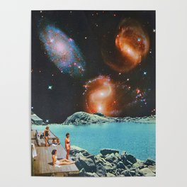 I Hope To Be Around Poster