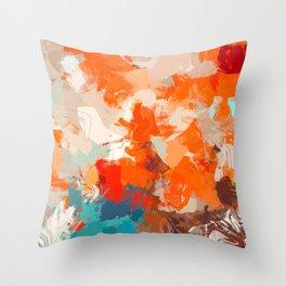Pleasure Throw Pillow