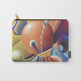 Gluttony Portrait Carry-All Pouch