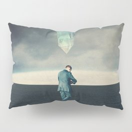 Living two whole lives with Burden Pillow Sham