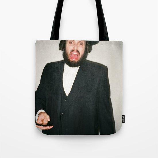 Rabbi Carlos Tote Bag