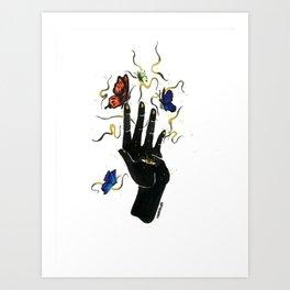 Your Power Art Print