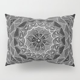 Zendala - Zentangle®-Inspired Art - ZIA 50 Pillow Sham