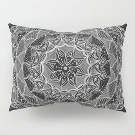 Zendala - Zentangle®-Inspired Art - ZIA 50 Pillow Sham