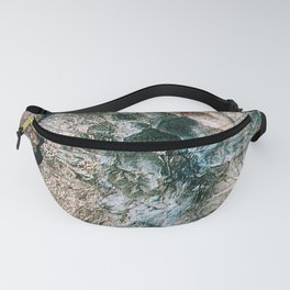 Agate Abstract Fanny Pack