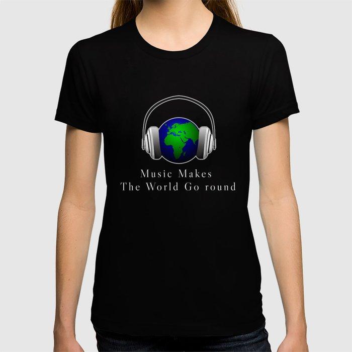 Quality Key: World of Music T-shirt