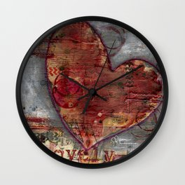 Permission Series: Lovely Wall Clock