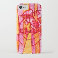 30 rock iPhone & iPod Cases featuring 30 by Pedro Ossa