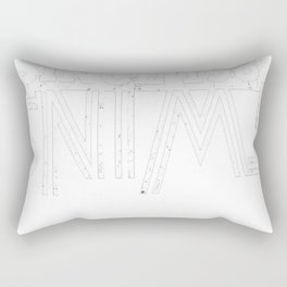 Twins-Since-1981---36th-Birthday-Gifts Rectangular Pillow