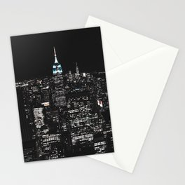 New York, NY. 2019 Stationery Cards