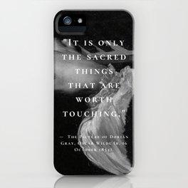 DORIAN GRAY. iPhone Case
