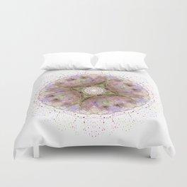 Floralesque Duvet Cover