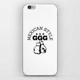 GGG iPhone Skin