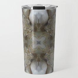 VeggieMandala Smoked Garlic 3 Travel Mug