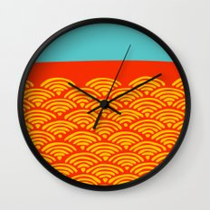 Miko 5 Wall Clock