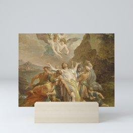 Giuseppe Cades - The Martyrdom of the Blessed Signoretto Alliata Mini Art Print