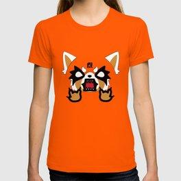 Aggretsuko Rage Mood T-shirt