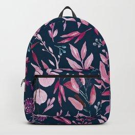 Eucalyptus Pink Backpack