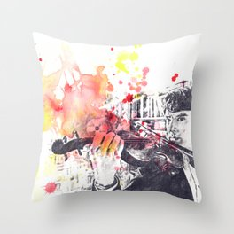Benedict Cumberbatch As Sherlock Holmes Throw Pillow