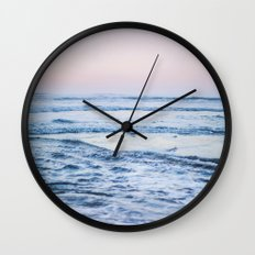 Pacific Ocean Waves Wall Clock