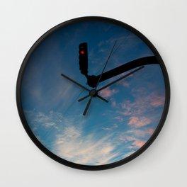 skyward Wall Clock