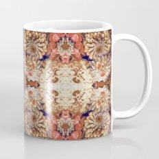 Autumn woodland forest fairy print Mug