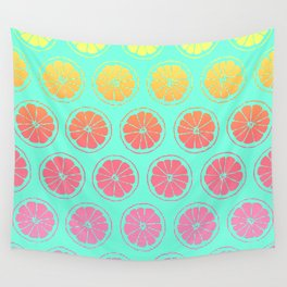 Neon Summer 2 Wall Tapestry