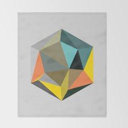 Hex series 1.1 Throw Blanket