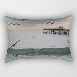 Pelican Jump Fast Rectangular Pillow