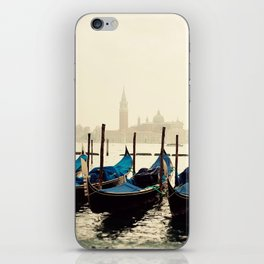 Gondolas in Color iPhone Skin