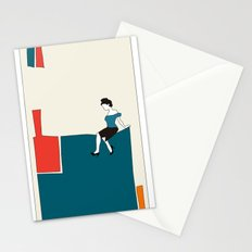 Sitting Stationery Cards