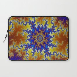 Fractal Checkerboard Laptop Sleeve