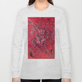 Emotion on Canvas, 2016 Long Sleeve T-shirt