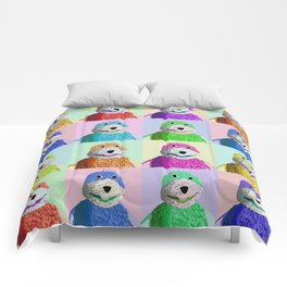 Pop Eric Comforters