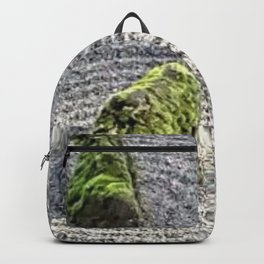 Japanese Stone and Sand Garden Backpack