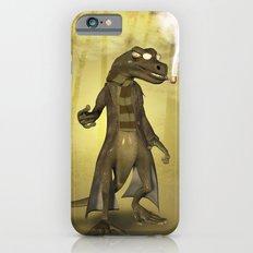 Funny gecko  iPhone 6s Slim Case