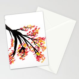 Tree 2 Stationery Cards
